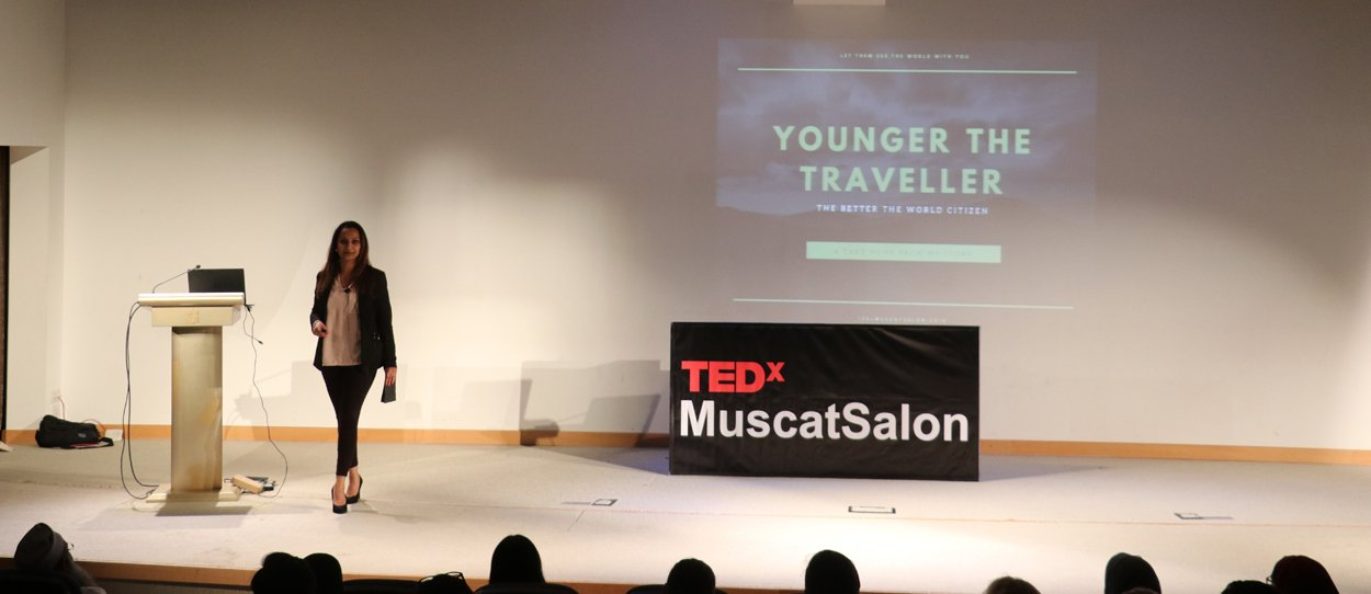 TEDxMuscat Salon Takes Place at Al Mazaar Entertainment Center gallery 3