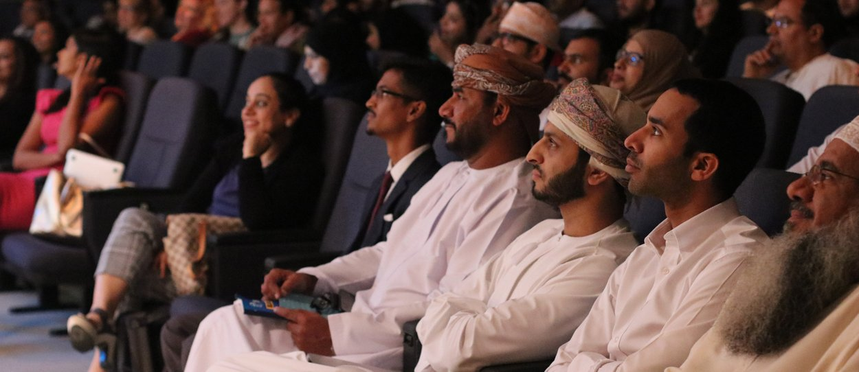 TEDxMuscat Salon Takes Place at Al Mazaar Entertainment Center gallery 7